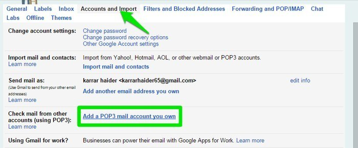 How to Forward AOL Mail to Gmail