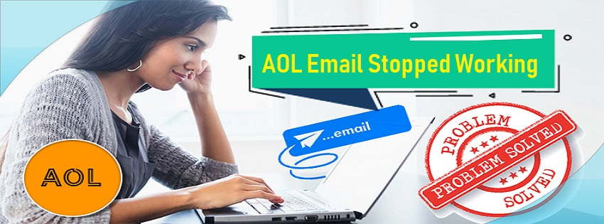 AOL Mail Stopped Working