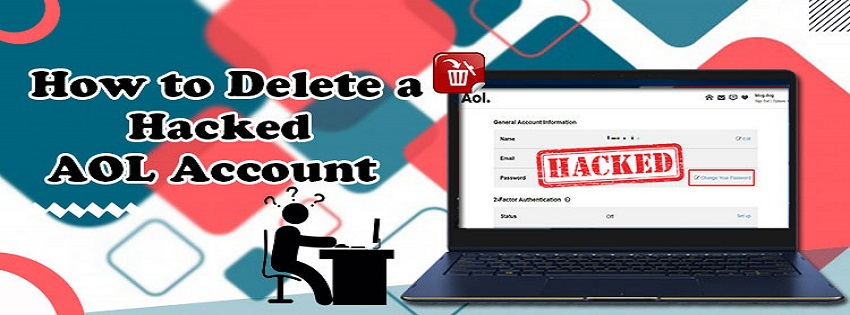 Delete Hacked AOL Account