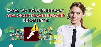 Troubleshoot AOL Gold Flash Player Problems